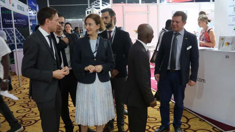 Accra: Hundreds Of Exhibitors Gather At 6th West Africa International Trade Show On Agrofood