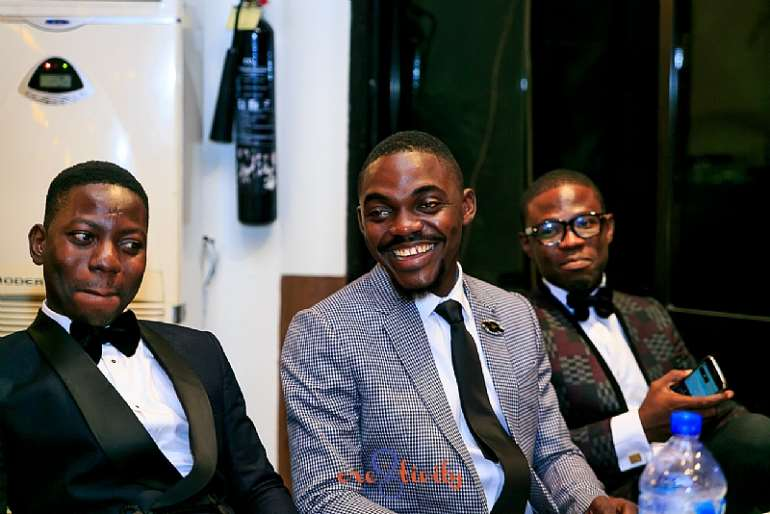Christian Designers Hub Holds Inaugural Black TieDinner/Meet and Greet in Lagos