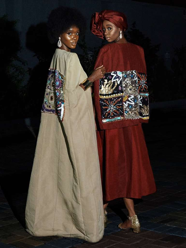 """Abayalagos Presents Aw18 Collection, """"cultured Arabica''"""