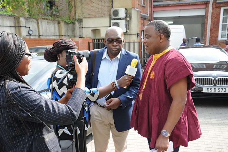 Diaspora Homecoming Roadshow
