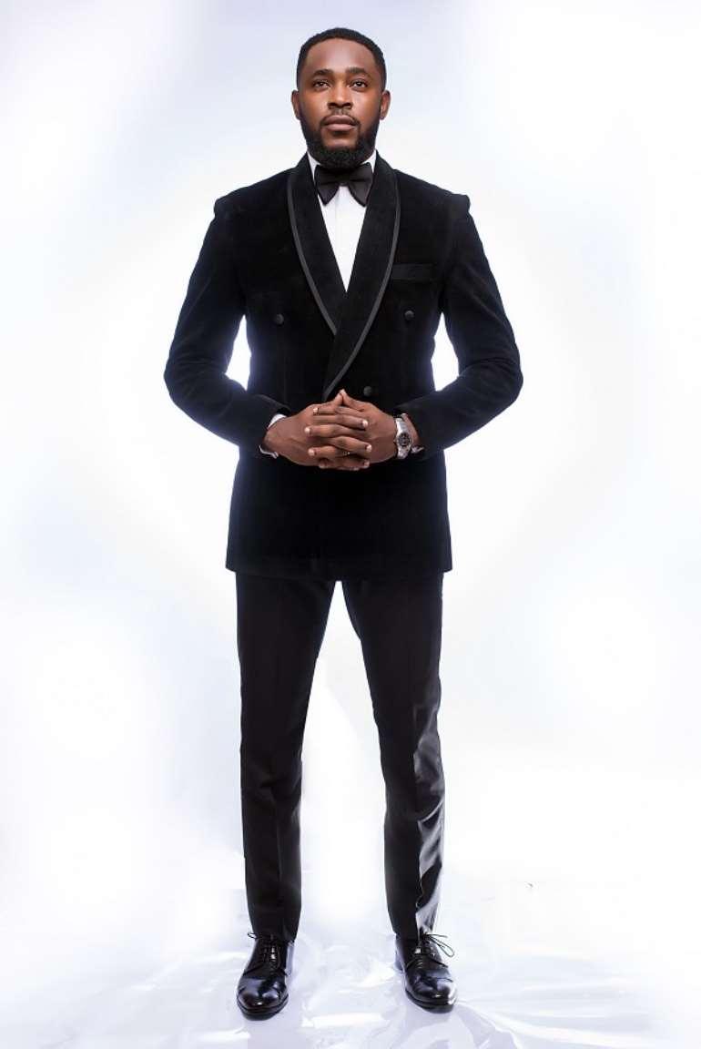 Model Turned Designer Damola Cruz Unveils Label Alan Cruzer; Drops 'the Bespoke Luxury Collection'