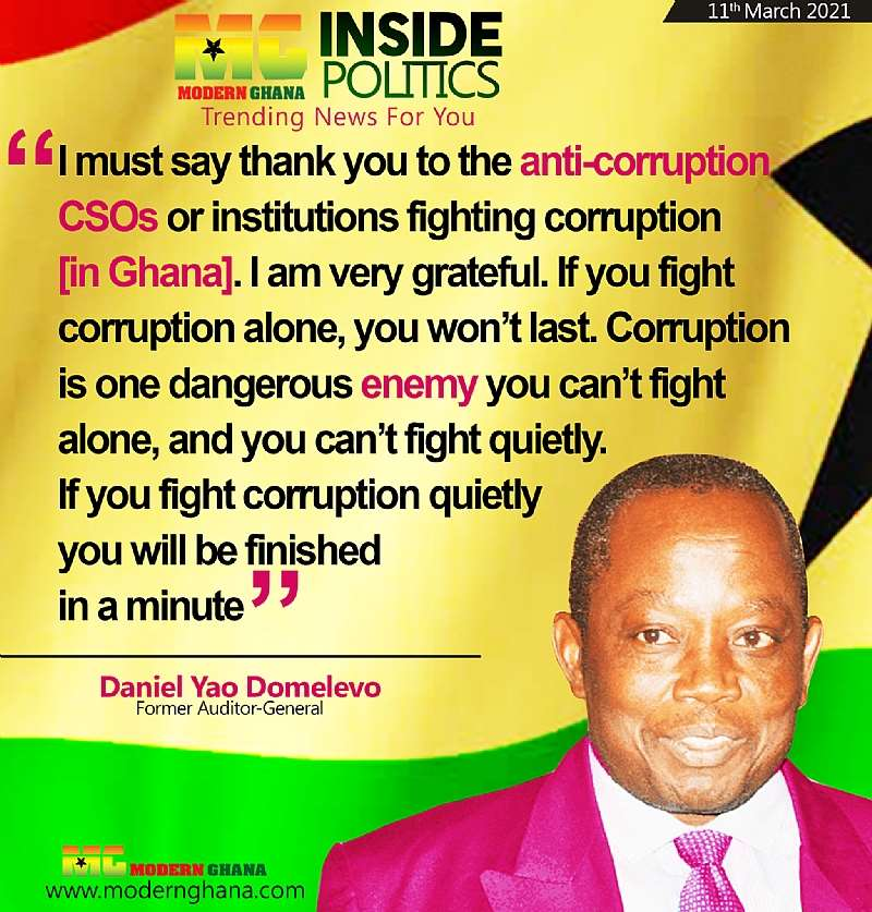 Modern Ghana Quote Reports