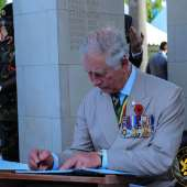 Official Visit to Ghana by Charles, Prince of Wales