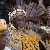 Enskinment And Coronation Of Yaa-Na Mahama Abukari Ii