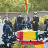 Farewell to late President Jerry John Rawlings