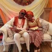 Samson Nnogo Of Infinity (Olori Oko) Music Group Weds