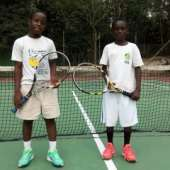 The Dr. Bruce Lyle Invitational Tennis Tournament At Akropong Akwapim