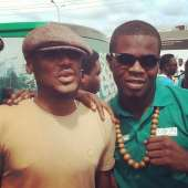 JJC , RASKIMONO,2FACE IDIBIA, SEYI SHAY, FAZE , SOUND SULTAN AND OTHERS SPOTTED AT THE COSON STREET PARTY
