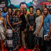 Yvonne Enakhena Shuts Down Silverbird Cinemas With 'TRACE' The Movie Private Screening