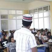 David Oscar And Ama K Abebrese Embark On Anti Skinbleaching Seminar Ahead Of The #DumsorMustStop Vigil