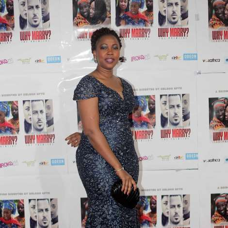 Patience Ozokwo stars alongside her Son Uche Ozokwo in her first ever UK Nollywood film