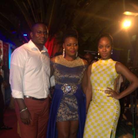 Udoka,funmi Holder & Ijeoma Aniebo