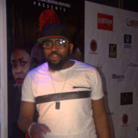 RMD,Gideon Okeke,Mike Ezurounye,Funlola Aofiyebi,Taiwo Ajai-LycettAnd Others At Funmi Holders' The Grudge Movie Premiere