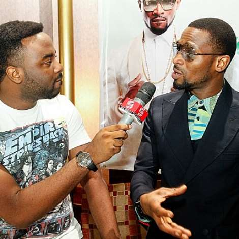 D'banj Joins 'One' To Launch The Year Of Agriculture