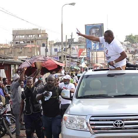 Dr. Hassan Ayariga Kickstarts 2020 Campaign From Accra