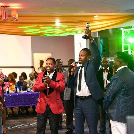 Historical 3G Awards 8th Edition in NY