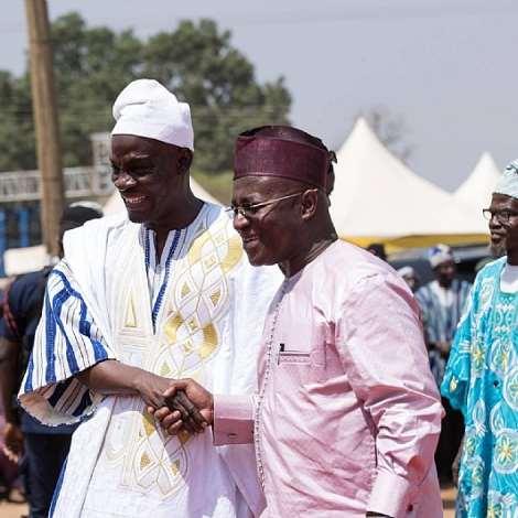 Enskinment And Coronation Of Yaa-Na Mahama Abukari Ii