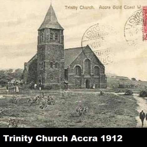 Trinity Church Accra 1912