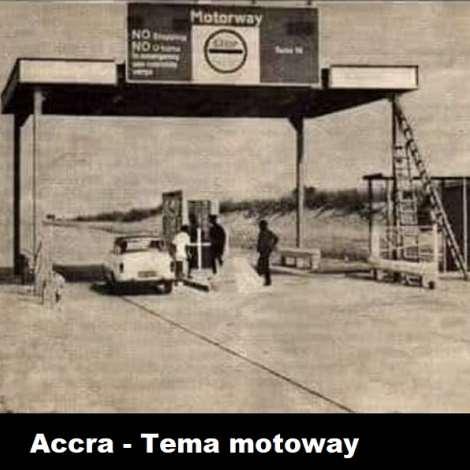 Accra-Tema Motoway