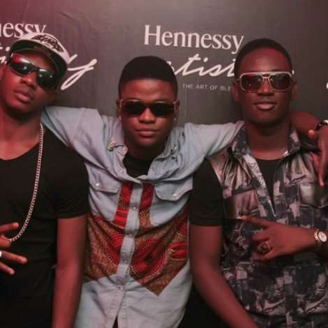 DAMMYKRANE, SKALES AND BIGMO