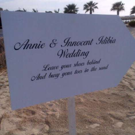 2FACE IDIBIA WEDDING