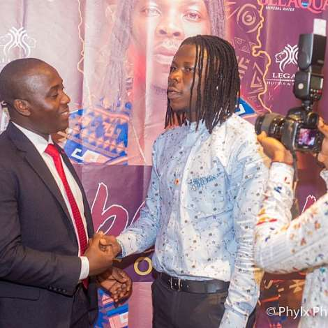 Stonebwoy Set For Independence Day Concert