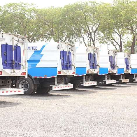 Waste Management Giants Zoomlion Introduces Mechanical Road Sweepers
