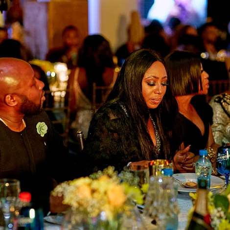 "A-list celebrities attend Filmhouse Cinemas and Moët & Chandon's ""The Film Gala"""