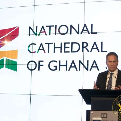Fundraiser For The National Cathedral Of Ghana