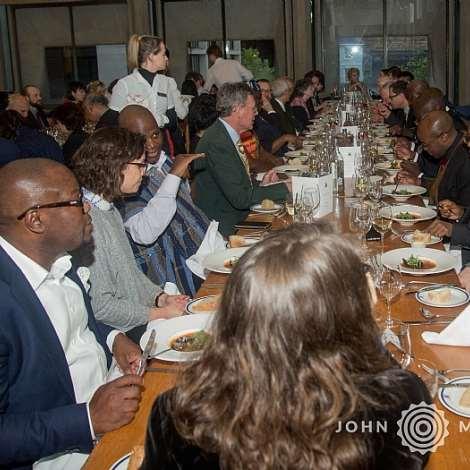 John Mahama Delivers The Distinguished Speaker Seminar At The Oxford University