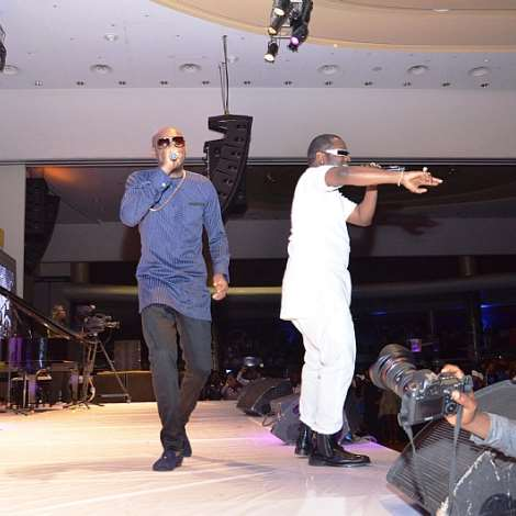 2FACE AND OLU MAINTAIN