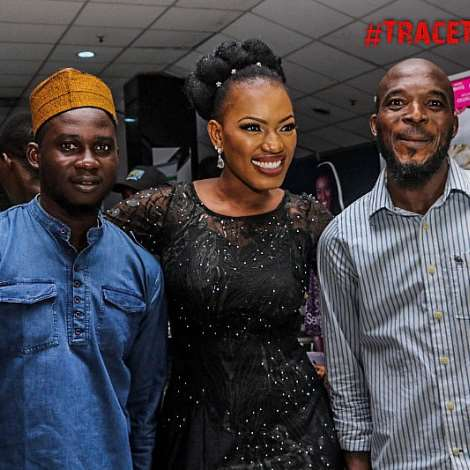 Yvonne Enakhena And Guests