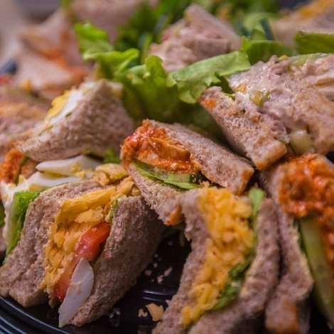 Lunch At Wilson Wharf