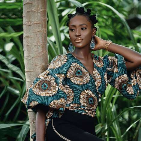Linda Osifo Releases New Pictures