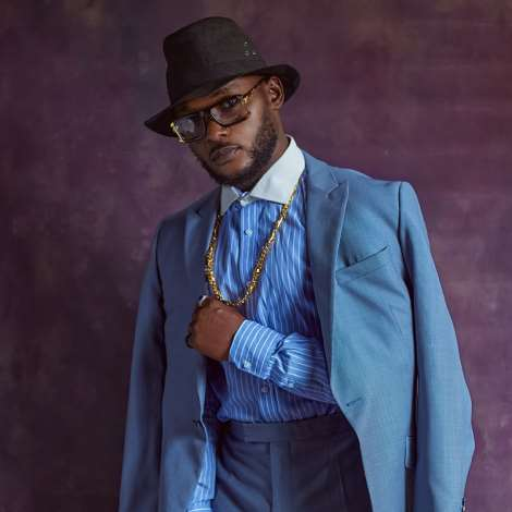 """Fashion Mogul U&a Release Pictures Dubbed """"afro Electric"""""""