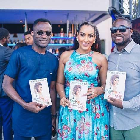 Juliet Ibrahim's Accra Book Reading Soirée