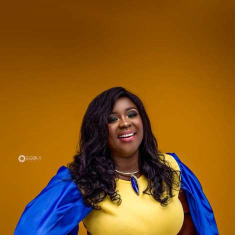Actress Maame Serwaa Celebrates Birthday With Hot New Photos