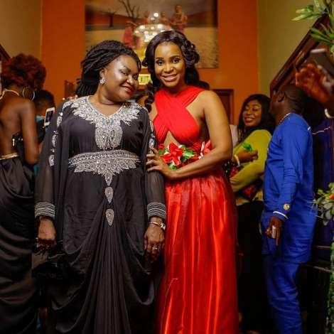 Stars glam up Benedicta Gafah's birthday bash