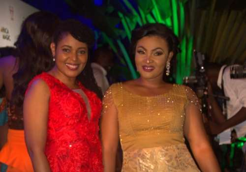 Christine & Aisha Ibrahim