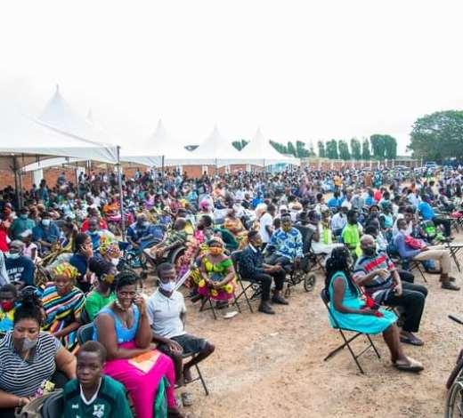 Rev. Steve Mensah To End Disable Begging In Accra