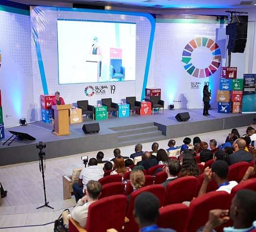 Global SDGS Youth Summit In Accra