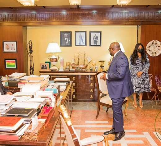 The Presidency Celebrates Supreme Court unanimous ruling, affirming victory in the presidential election of 7th December 2020