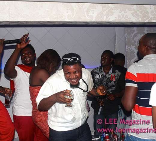 A DECEMBER TO REMEMBER AT LEE'S CELEBRITY BIRTHDAY BASH