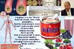 CLEAN YOUR BLOOD VESSELS AND DIGESTIVE SYSTEM.