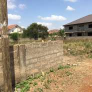 Plots of land size 120x120 is for sale At trasaco