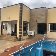 Ultra modern house with swimming pool for sale