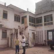 Warehouse+Apartment For Sale