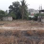 Registered 1 acre land for sale at Airport West, A