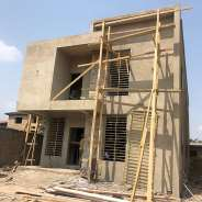 Ultra modern 4 bedroom house at Agbogba for sale