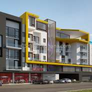 1 - 3 Bedroom Mixed Use Apartments, Labone